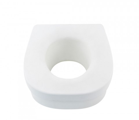 show how to install raised toilet seat